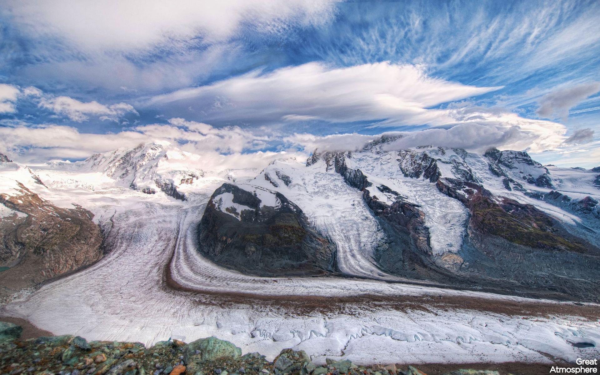 Alps   Great Atmosphere.