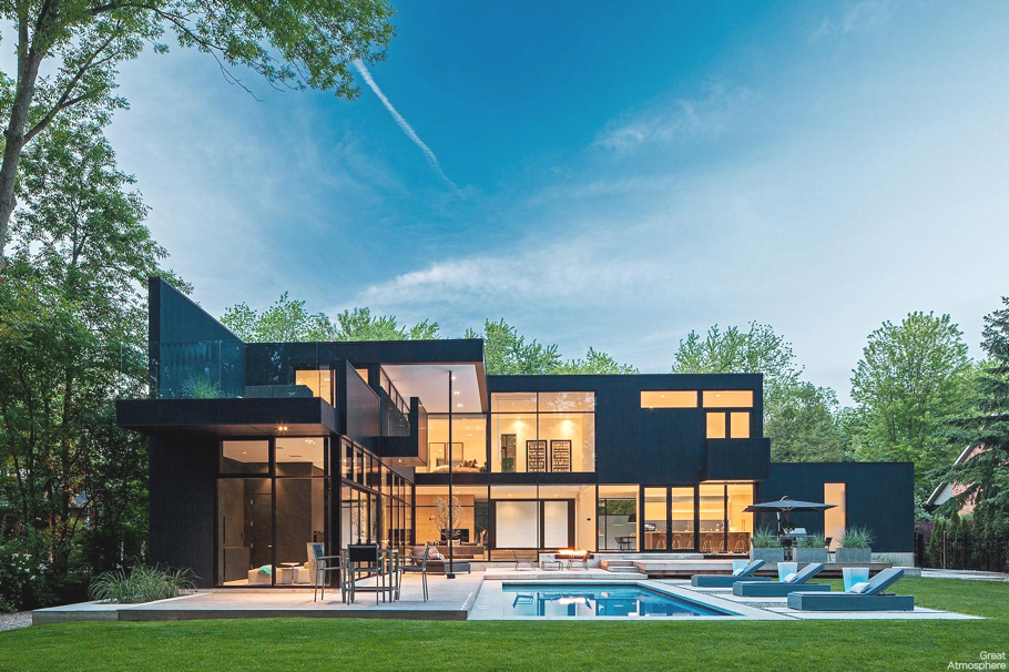 Categories: Houses | Tags: architecture, canada, Contemporary, green, house,  minimal house, photo, photography, property | Permalink.