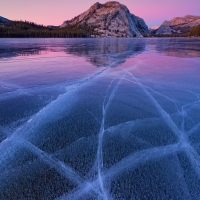 Great Atmosphere - Tenaya Lake Yosemite National Park