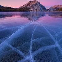 Great Atmosphere - Tenaya Lake Yosemite National Park