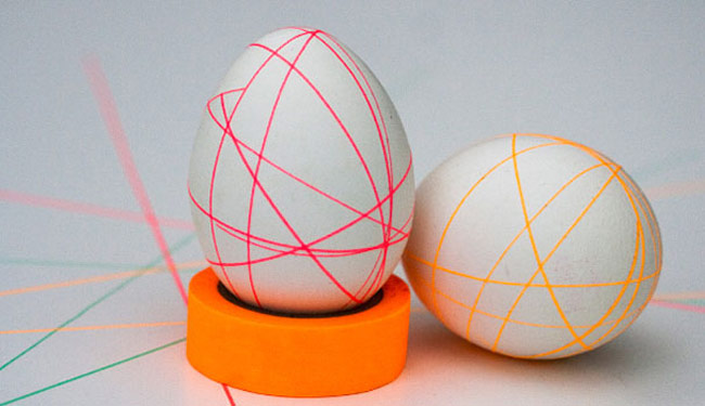 Easter-Eggs-10-Stick-Strips-of-Masking-Tape-on-the-Egg-2