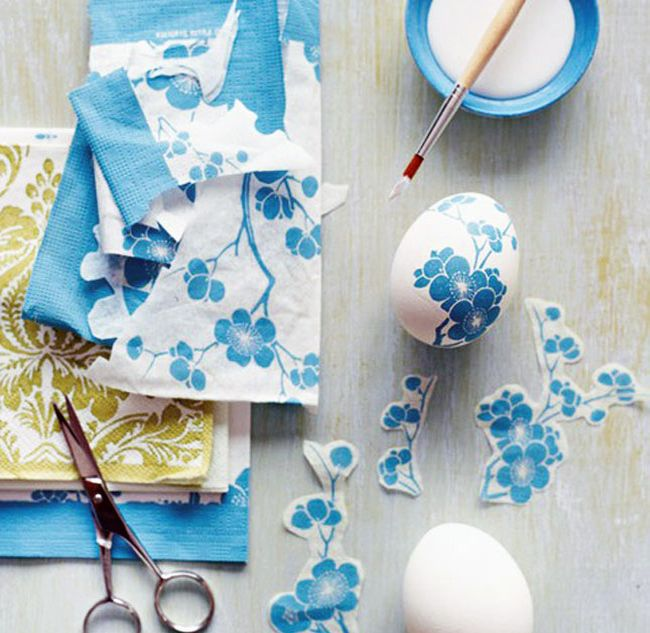 Easter-Eggs-17-Decoupage-Use fabric-or-patterned-paper-to-create-lovely-floral-eggs