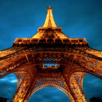 Great Atmosphere – La tour Eiffel, Paris