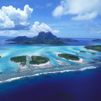 Amazing Reefs of Bora Bora