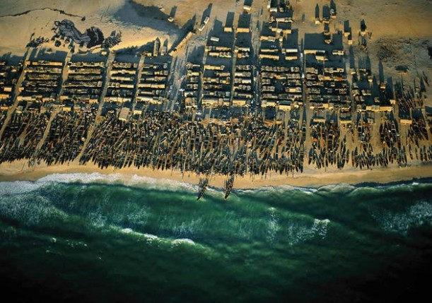 aerial-africa-2-Fishing-village-in-Nouakchott-Mauritania