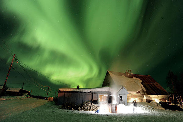 best-views-in-the-world-9-The Northern Lights