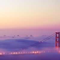 Great Atmosphere,San Francisco, Bridge