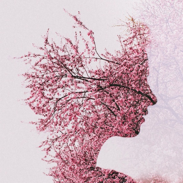 Double-Exposure-Portraits-by-Sara-K-Byrne-2-great-atmosphere-photography