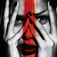 Great atmosphere Beauty - Freida Pinto, portrait red woman