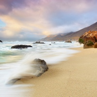 Beautiful, Garrapata State Park, Seashore, California