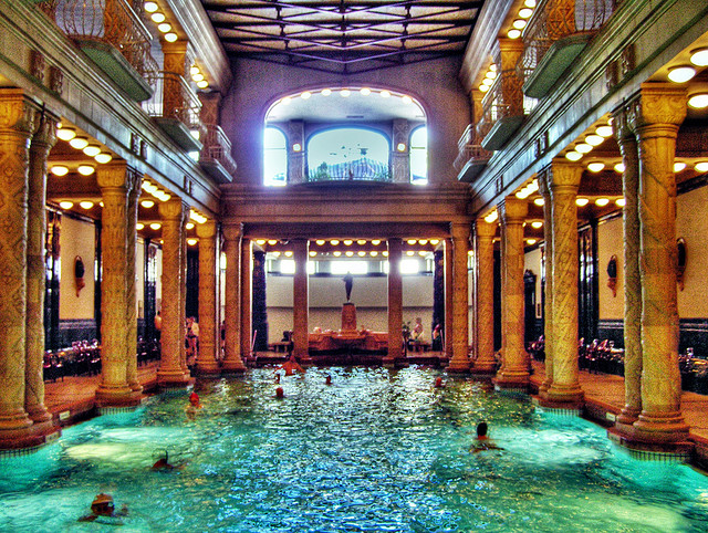 Gellert-baths-Budapest-top-10-best-hot-spring-spa-resorts-around-the-world-great-atmosphere-travel-destination