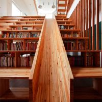 Great Atmosphere, House Library Slide by Moon Hoon