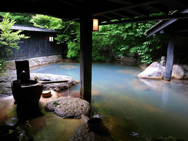 Kurokawa-Japan-onsen-top-10-best-hot-spring-spa-resorts-around-the-world-great-atmosphere-travel-destination