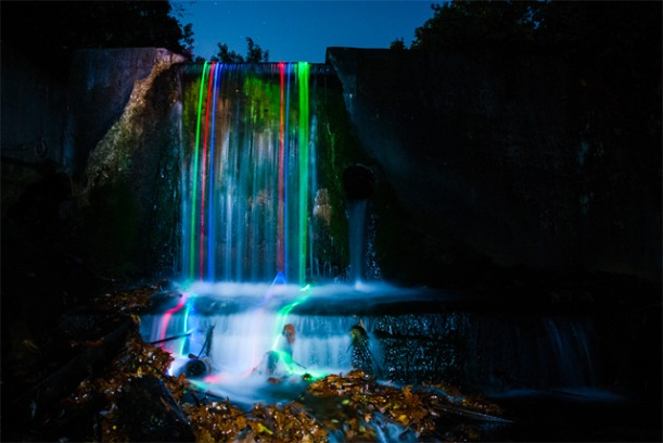 long-exposure-neon-waterfalls-photography-3-great-atmosphere-amazing