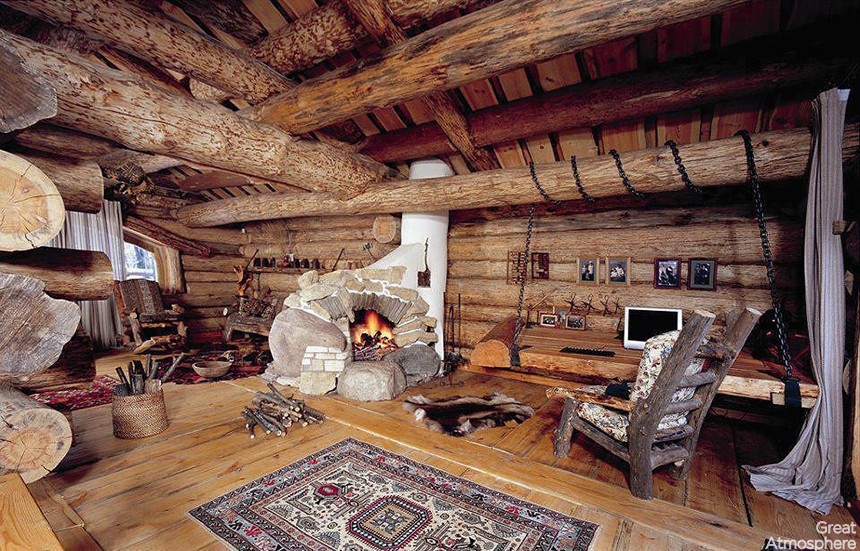 My Cabin Living Room Travel Vacation Great Atmosphere 202 1