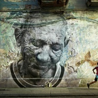 Stunning Street Art in Cuba, on Great Atmosphere