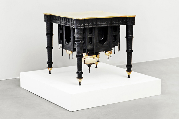 Famous Monuments Made Furniture Great Atmosphere