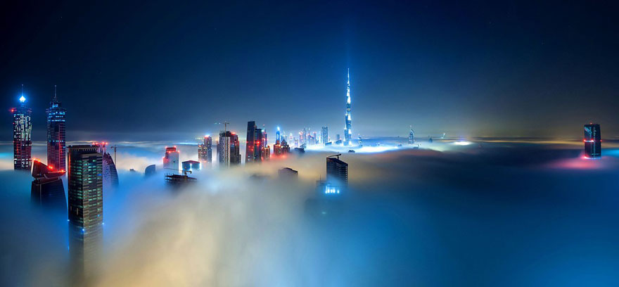 The-city-in-the-clouds-Dubai-fog-sebastian-opitz-great-atmosphere-7