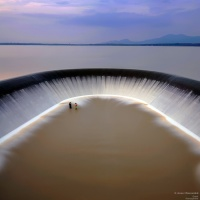 ELEGANT FLOW, Rayong dam, Thailand by Anan Charoenkal